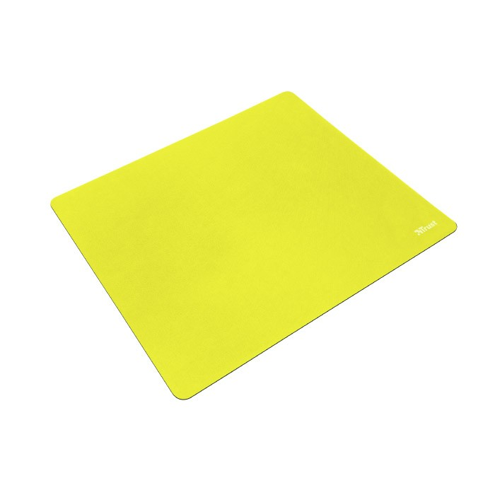 Alfombrilla Trust Primo Mouse Pad Summer Yellow