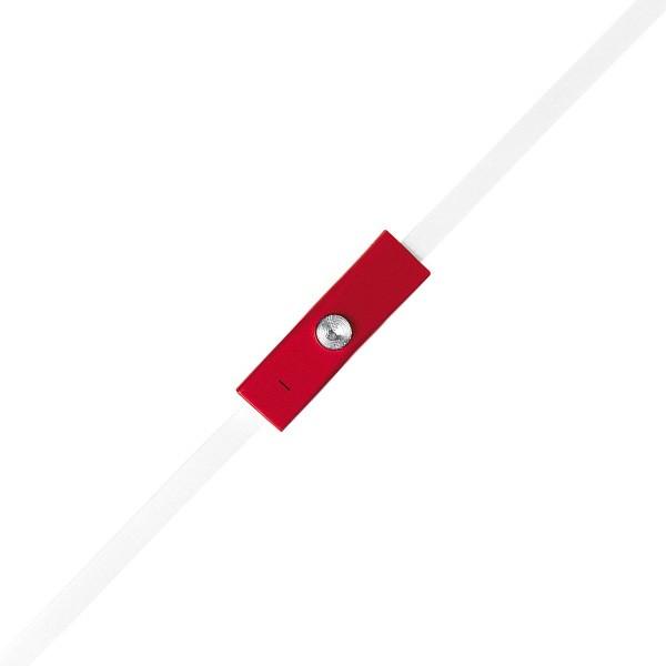 Auriculares Urban Revolt Mobi Rojo/Blanco