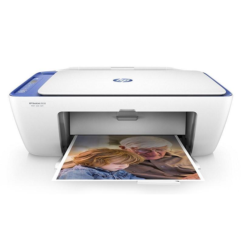 Impresora Multifunción HP Deskjet 2630 All-in-One
