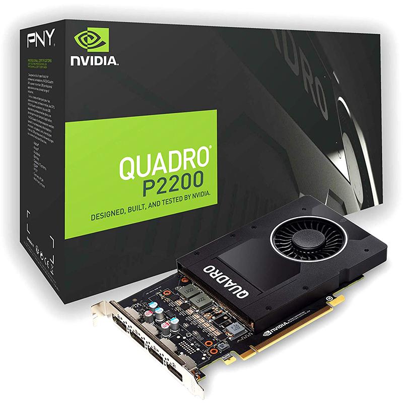 Tarjeta Gráfica PNY Quadro P2200 5GB GDDR5