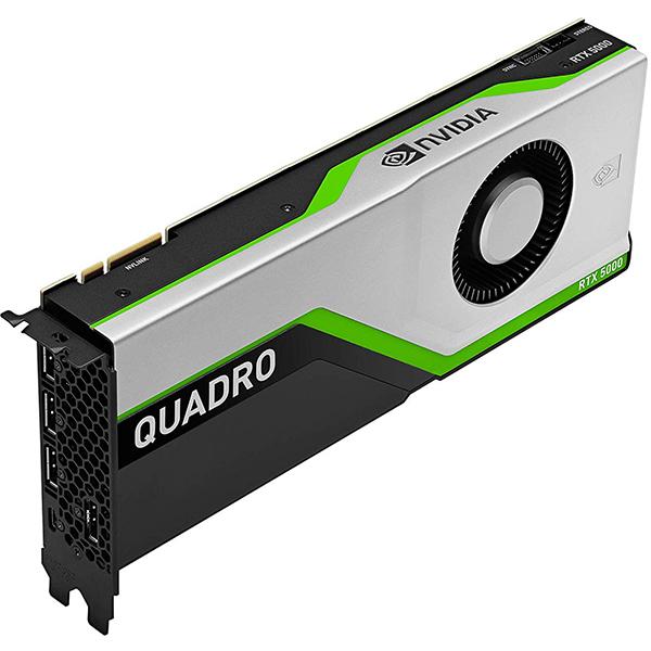 Tarjeta Gráfica PNY Quadro RTX 5000 16GB GDDR6
