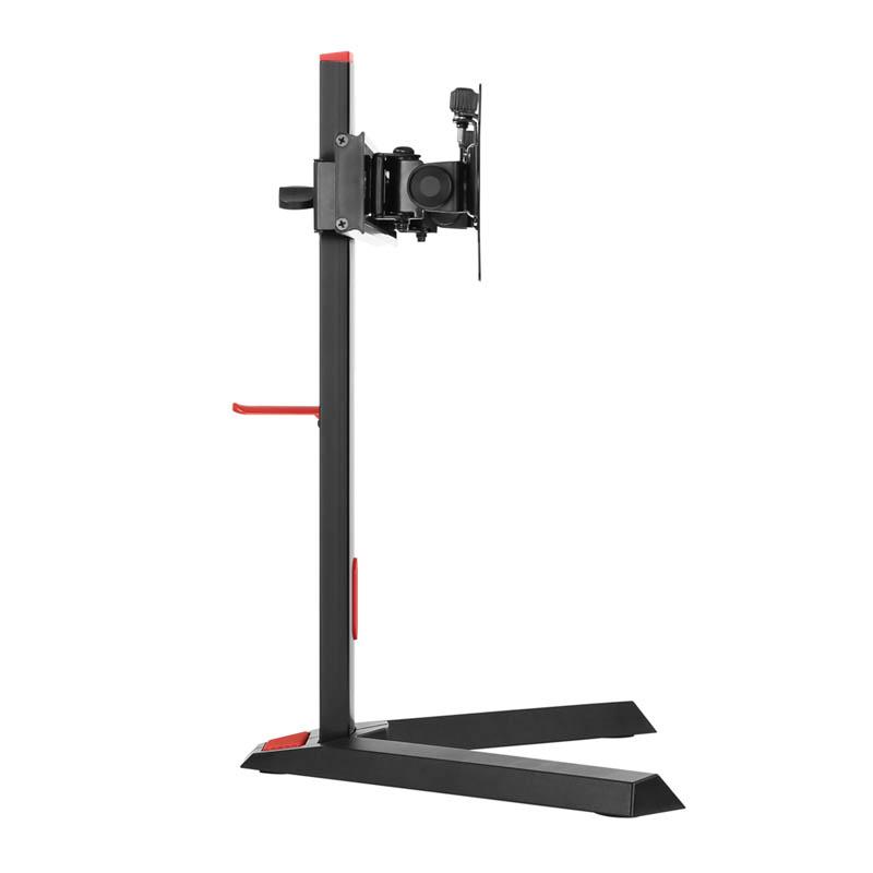 Soporte Monitor Doble VARR VDSGM - Max VESA 100x100 17-27\