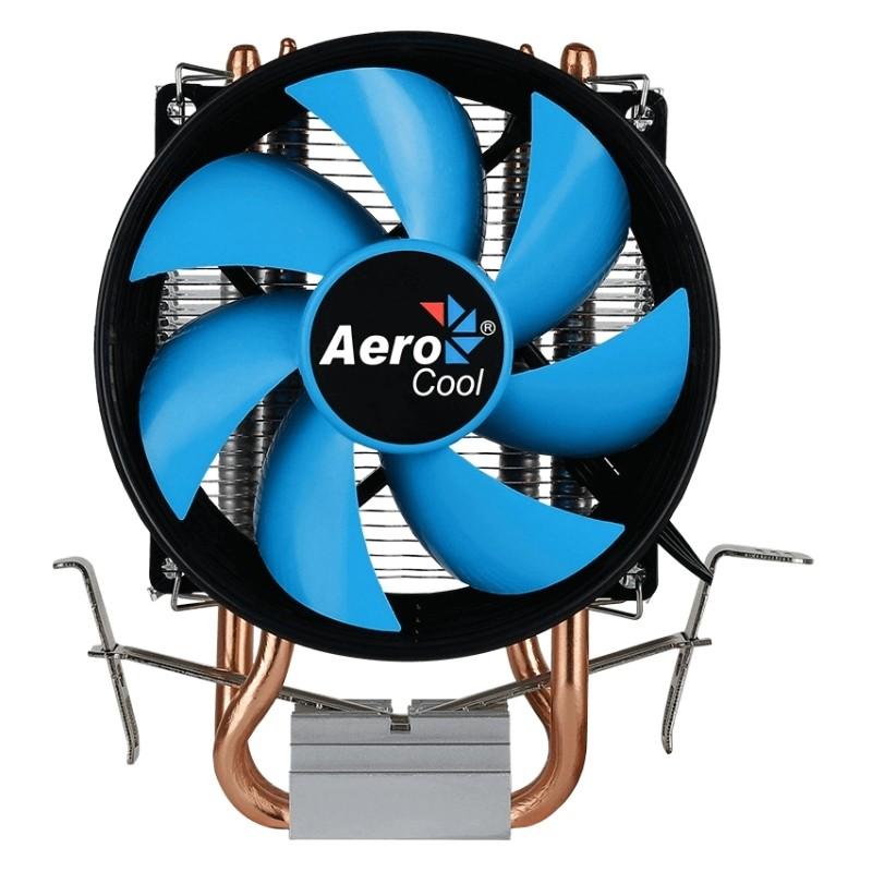 Ventilador CPU Aerocool Verkho2 90mm Azul