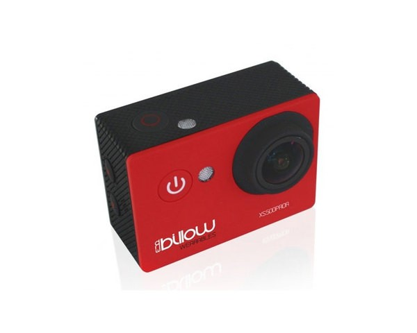 VIDEOCAMARA SPORT XS500 PRO RED BILLOW