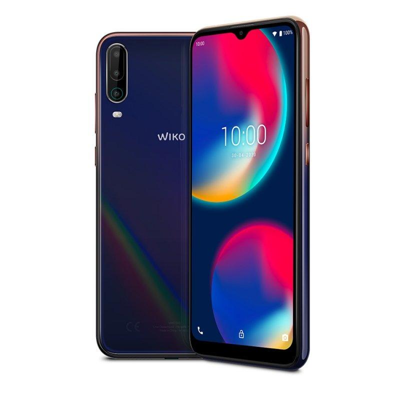 Wiko View 4 3GB 64GB Cosmic Blue