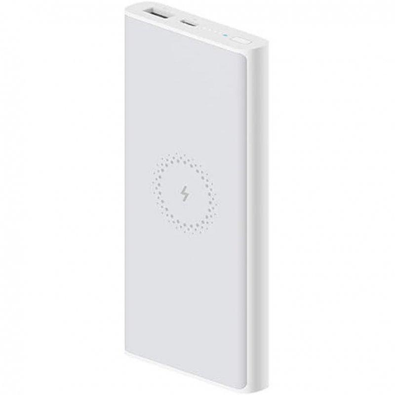 PowerBank Xiaomi Mi Wireless Essential White - 10000mAh