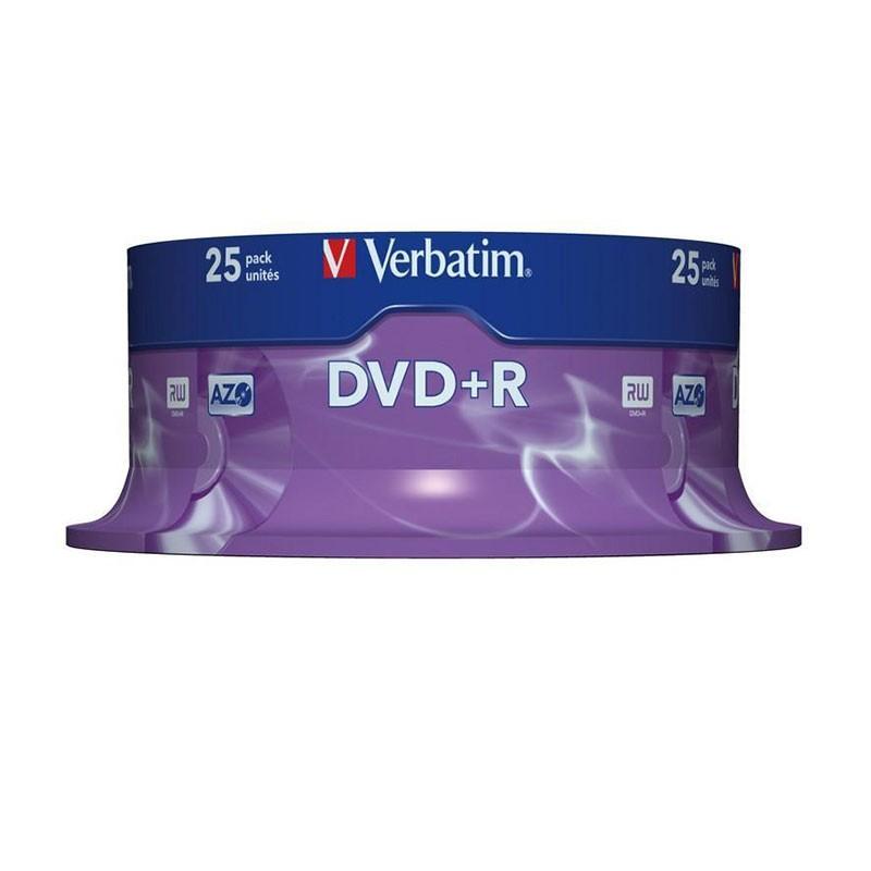DVD+R 16x Verbatim \
