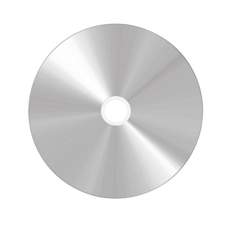 DVD-R 16x Verbatim Silver Inkjet Printable WIDE NO ID Brand Tarrina 50 uds