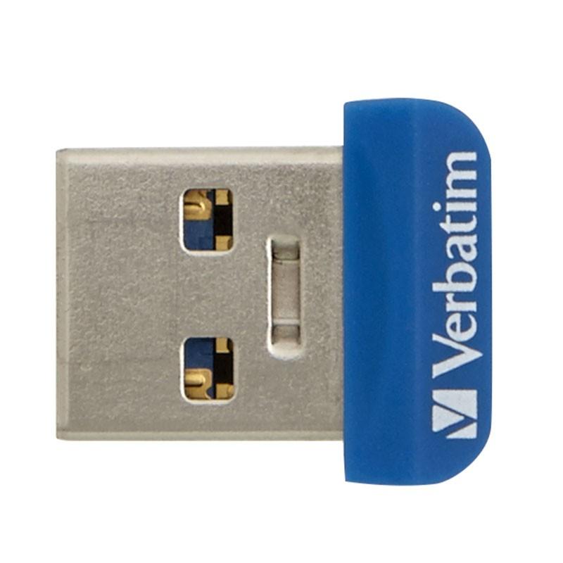 Pendrive 64GB Verbatim Store 'n' Stay NANO USB 3.0