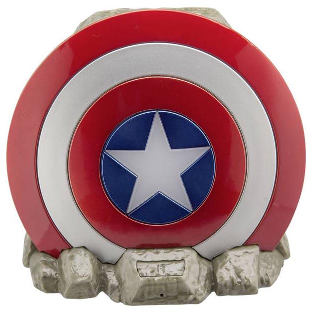 Altavoz Bluetooth Ekids Marvel Capitan America