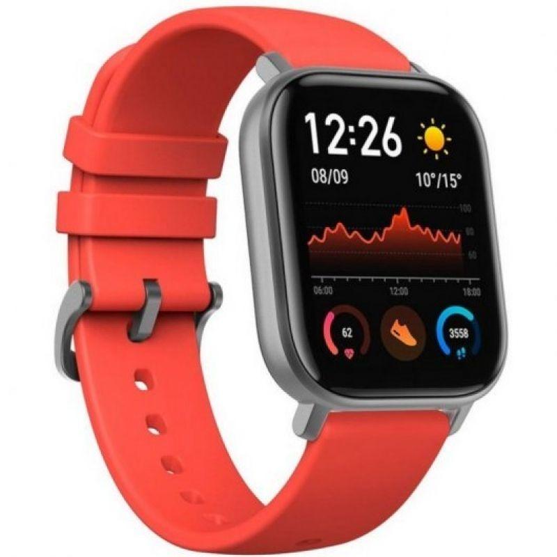 SmartWatch Xiaomi Huami Amazfit GTS Rojo