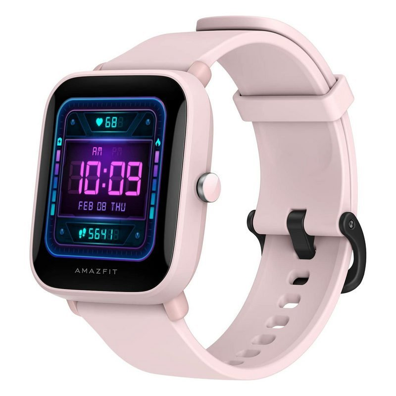 Smartwatch Huami Amazfit Bip U Pro Rosa