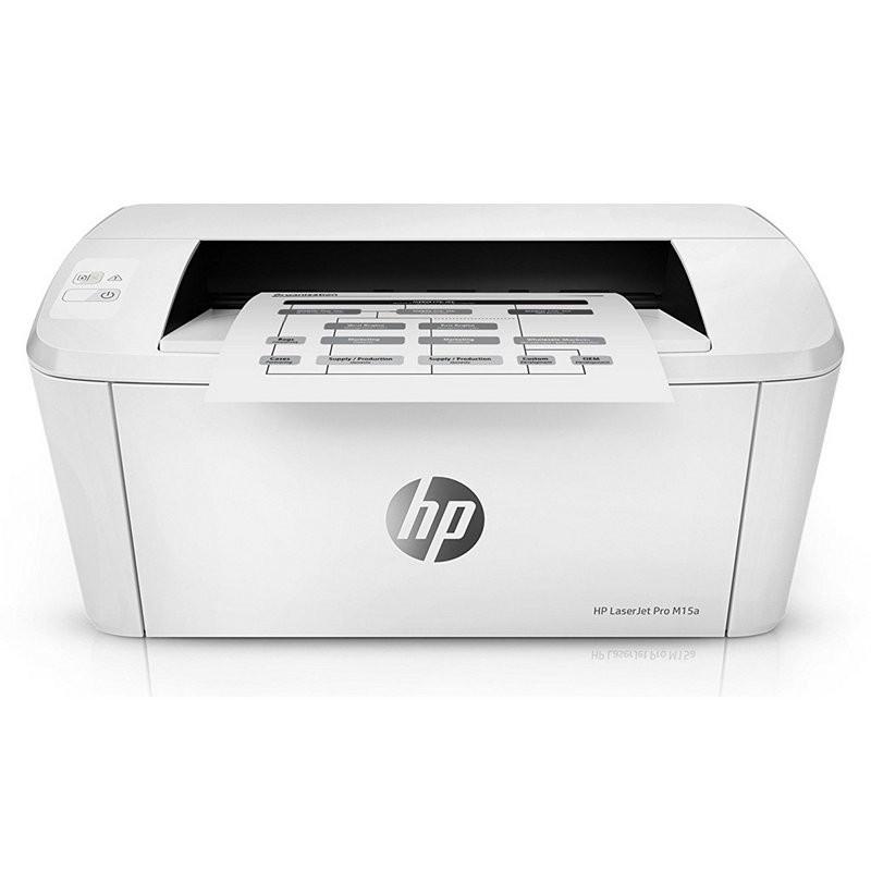 Impresora Láser Monocromo HP Laserjet Pro M15a USB
