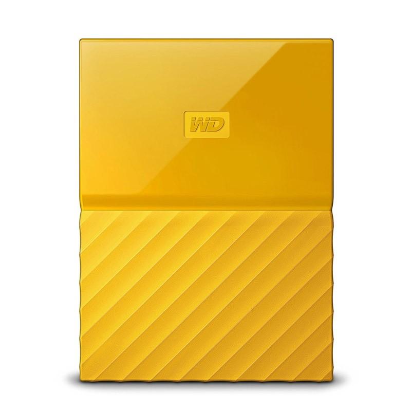 "2.5"" Disco Duro Externo 1TB WD My Passport Amarillo"