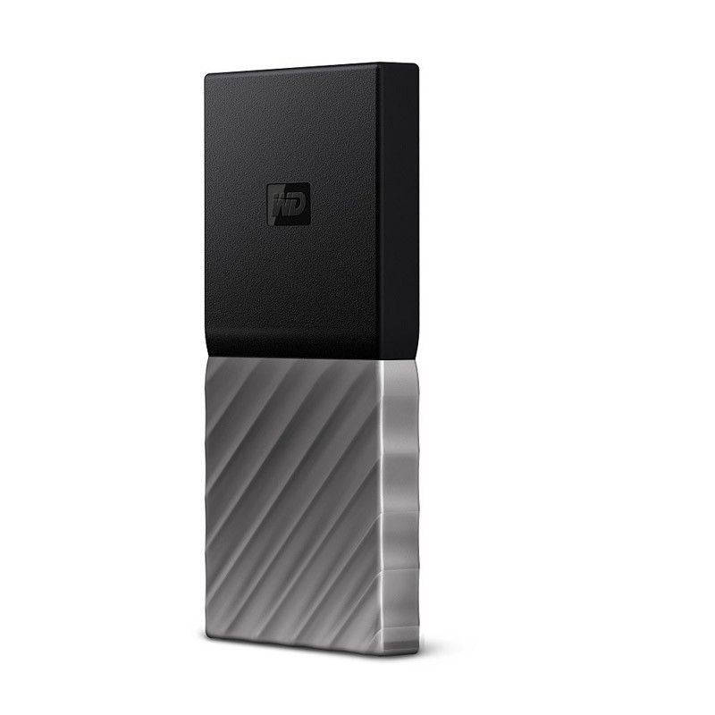 Disco Duro Externo SSD 256GB WD My Passport WDBK3E2560PSL-WESN
