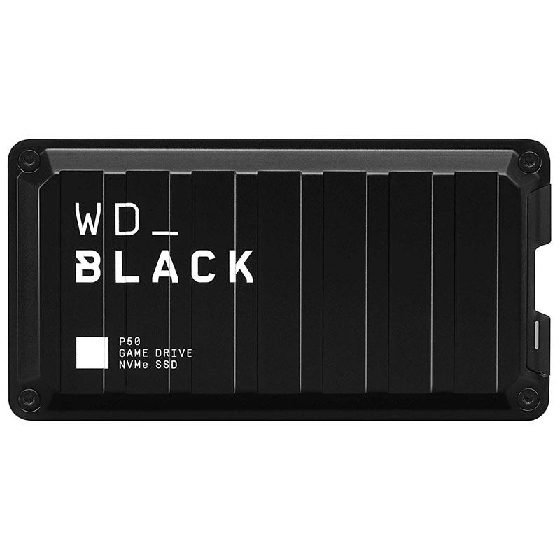 SSD Externo 500GB Westerm Digital WD_Black P50 Game Drive SSD