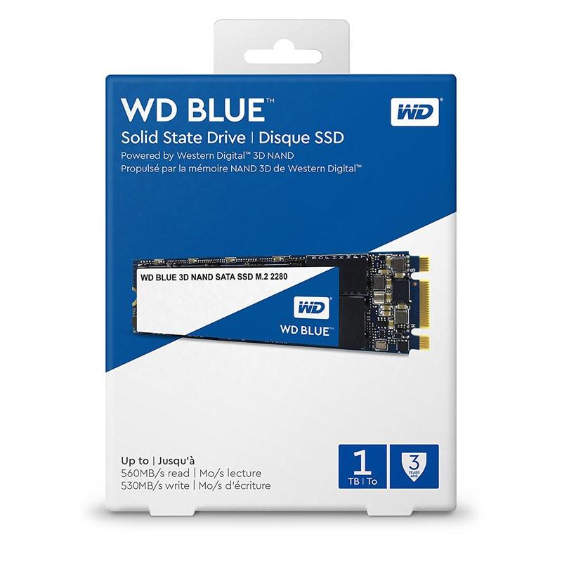 SSD M.2 2280 1TB Western Digital WD Blue 3D NAND