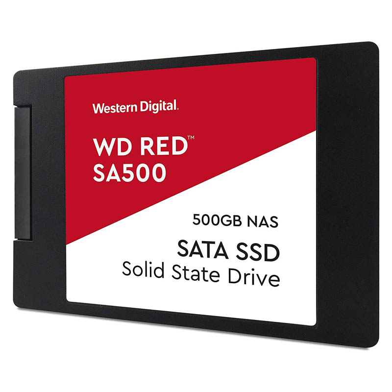 Disco Duro SSD 500GB WD Red SA500 NAS SATA
