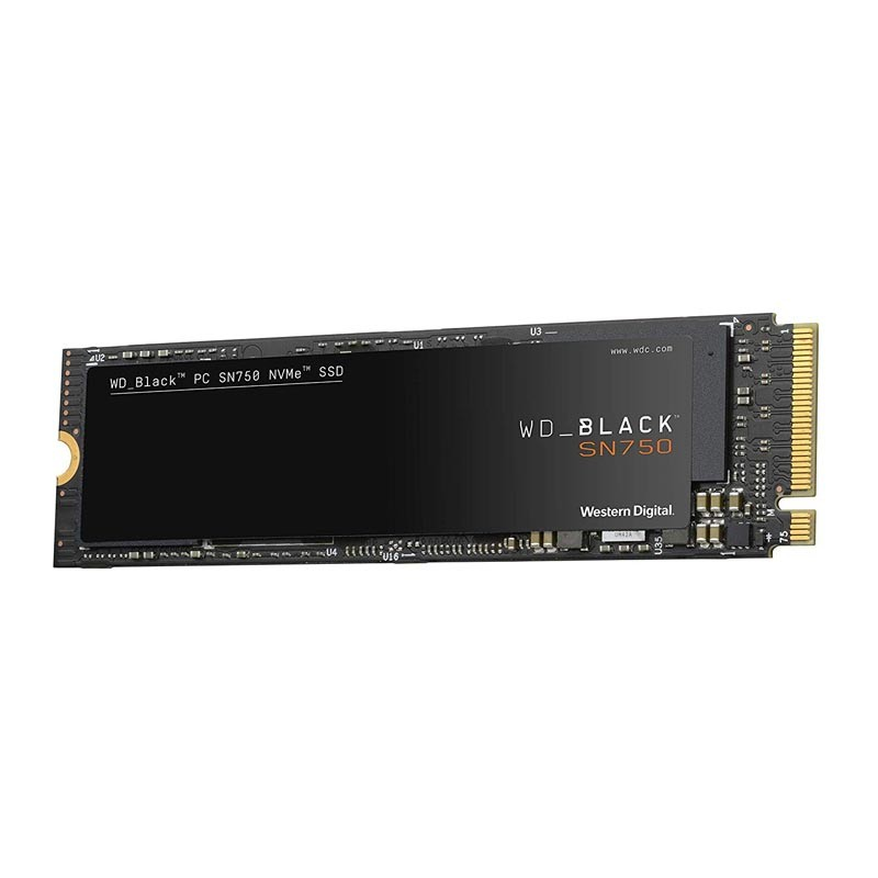 SSD M.2 NVMe 250GB WD Black SN750