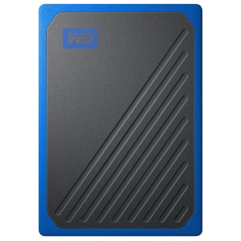 Disco Duro SSD Externo 500GB WD My Passport Azul