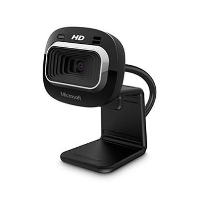 Webcam Microsoft LifeCam HD-3000 Negro