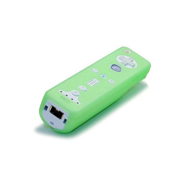wii-remote-green-silicone-skin