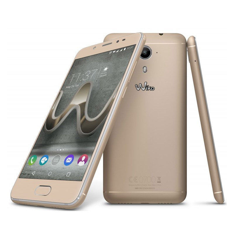 Wiko Ufeel Prime Gold