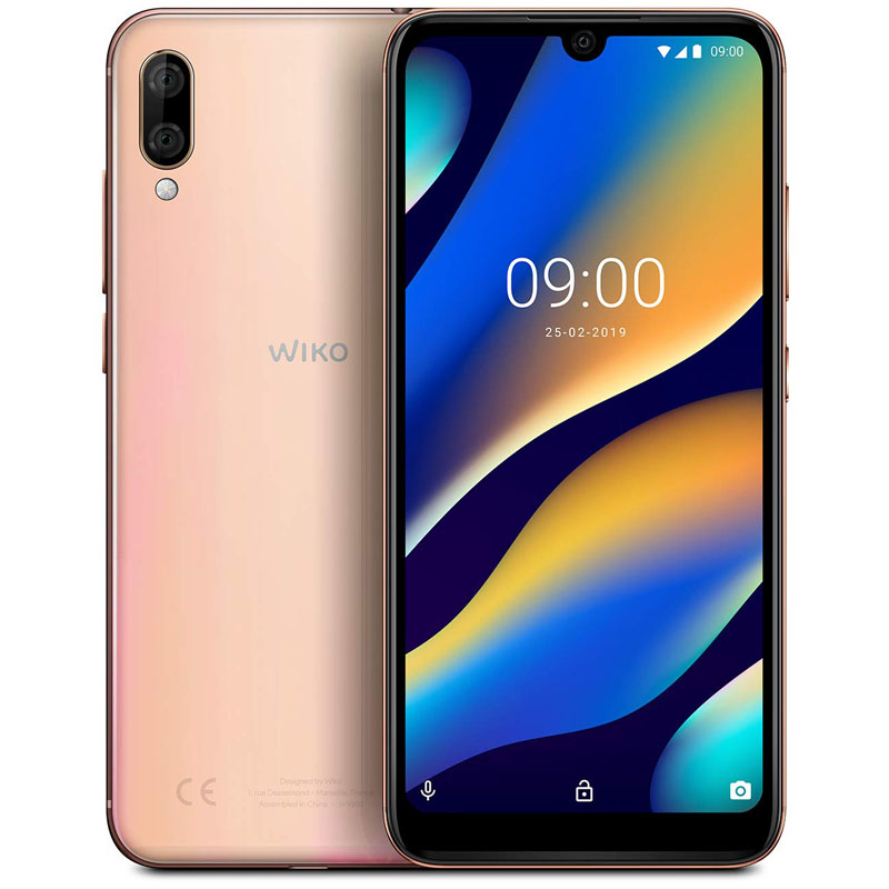 Wiko View3 Lite 2GB 32GB Blush Gold