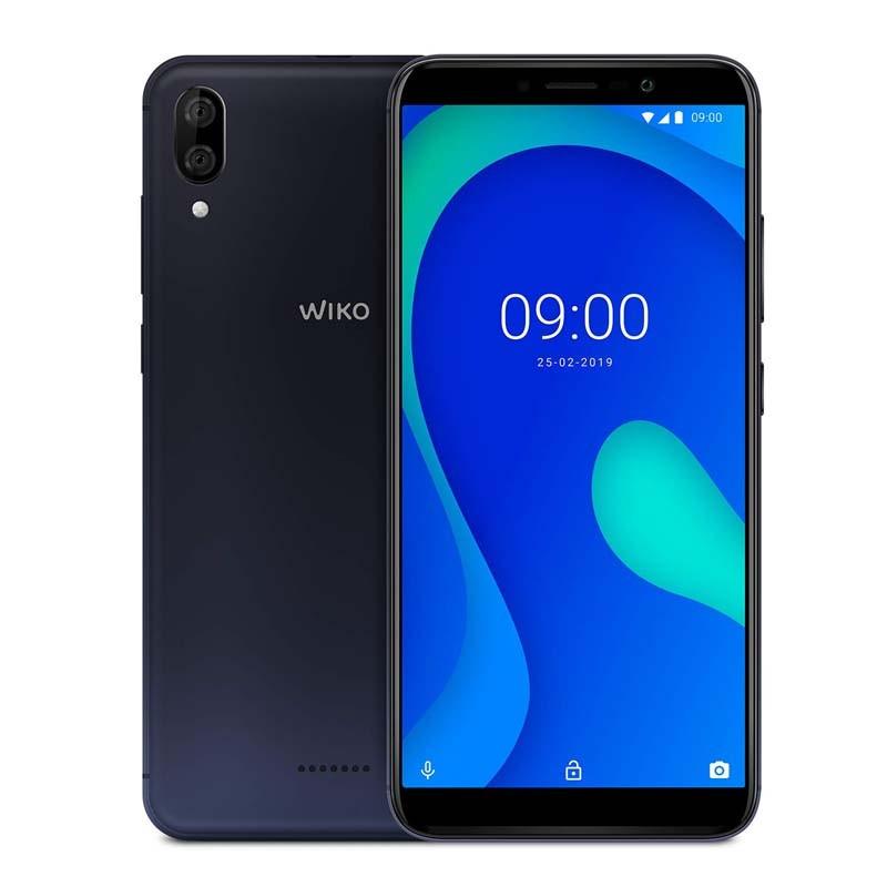 Wiko Y80 2GB 16GB Azul