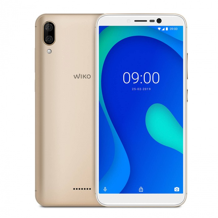 Wiko Y80 2GB 16GB Oro