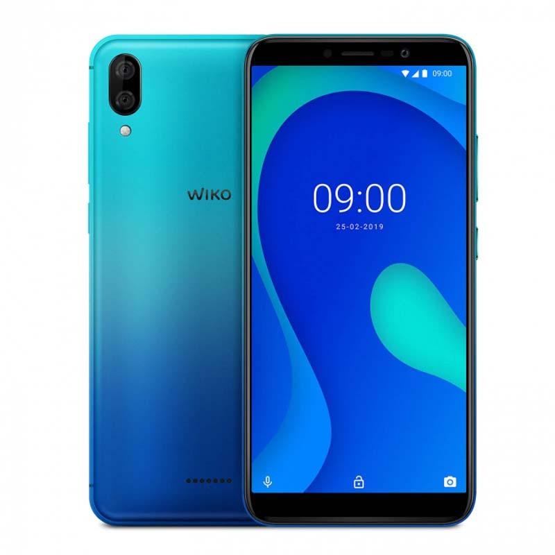 Wiko Y80 2GB 16GB Turquesa