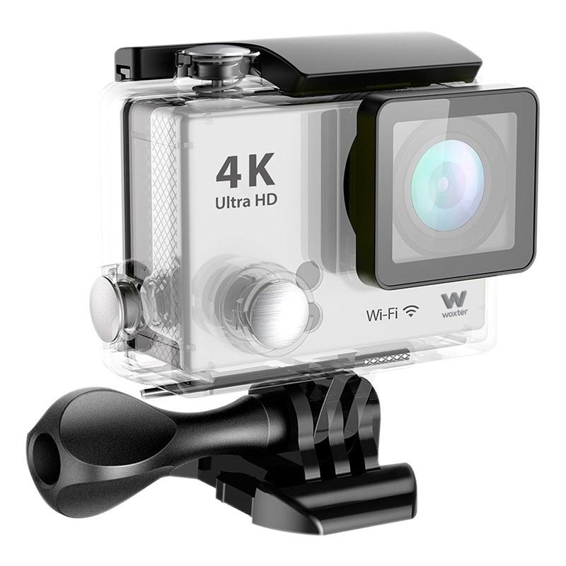 Cámara Deportiva 4K Woxter Sportcam 4k Silver