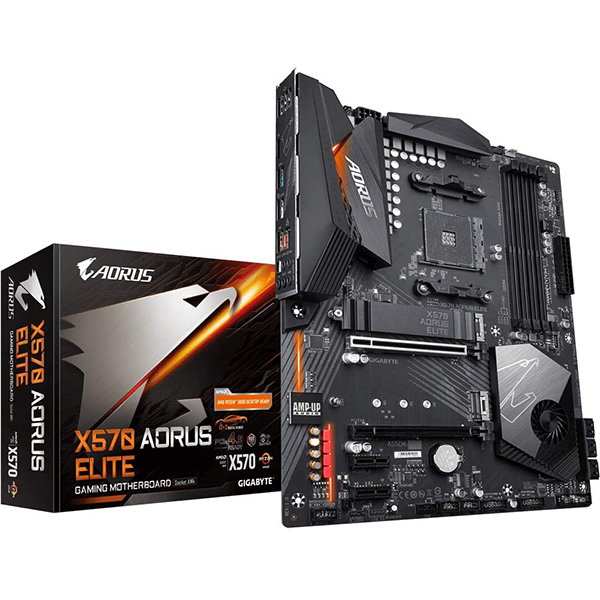 Placa Base Aorus X570 Elite ATX Socket AM4