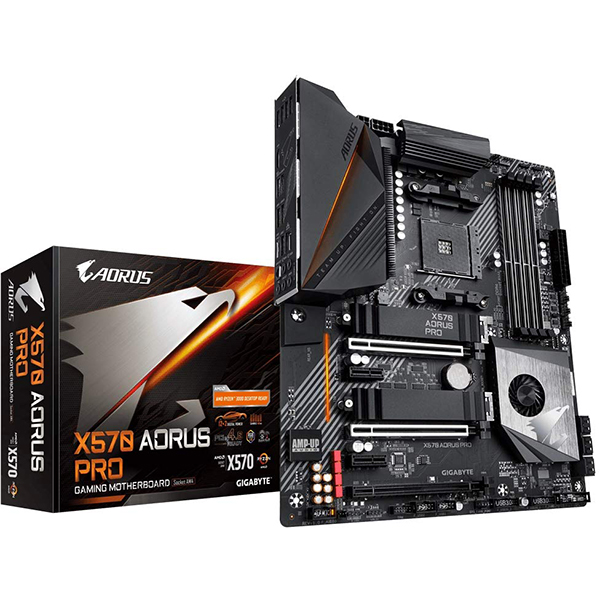 Placa Base Aorus X570 PRO ATX Socket AM4