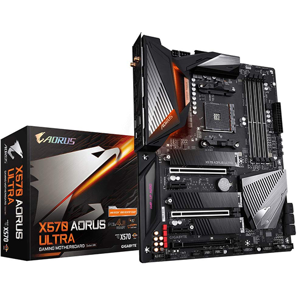 Placa Base Aorus X570 Ultra ATX Socket AM4