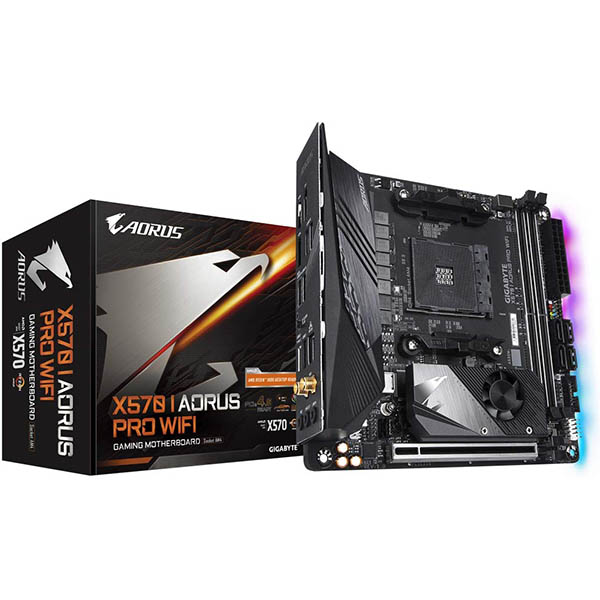 Placa Base Aorus X570 I PRO WIFI Mini ITX Socket AM4
