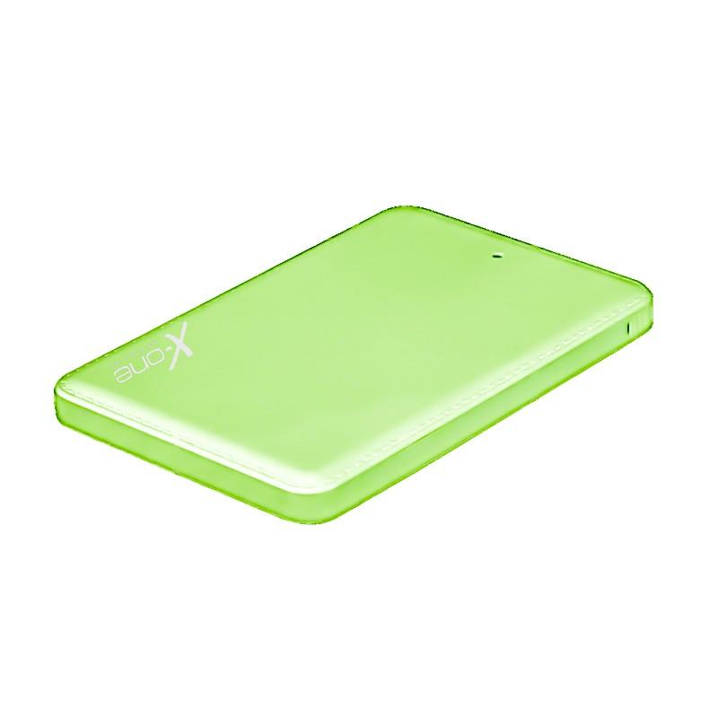 PowerBank X-One 3 en 1 3000mAh Verde