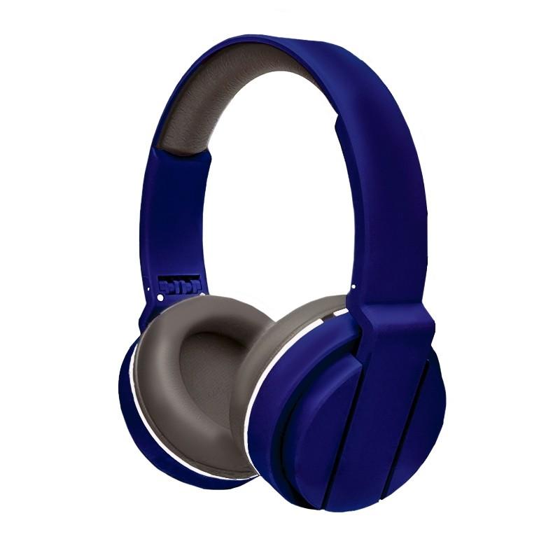 Auriculares Plegables con Micrófono X-One AFC1000 Azul