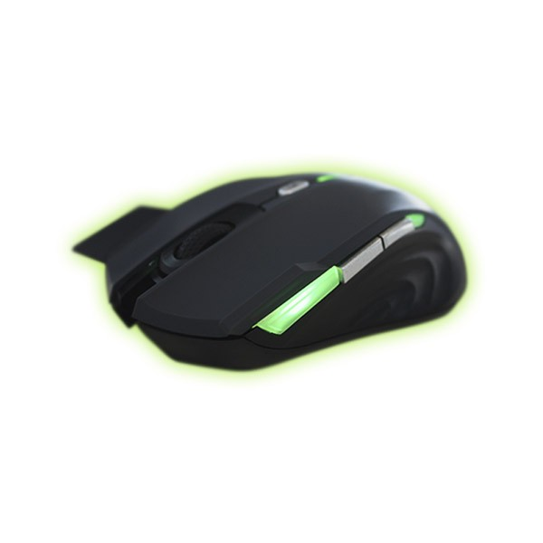 Raton Optico USB Gaming KeepOut Xposeidon Gris