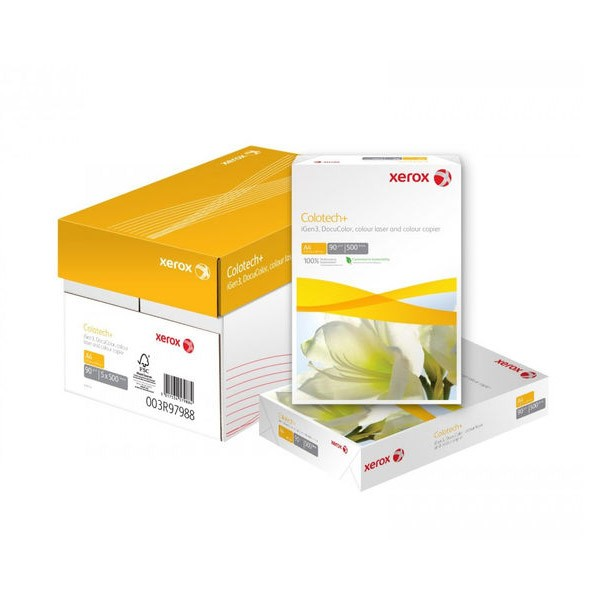 Papel Laser Color Xerox Office DIN-A4 100g 500 pcs
