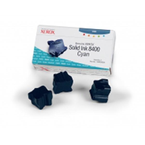 Xerox 3 108R00605 Tinta Solida original Cian