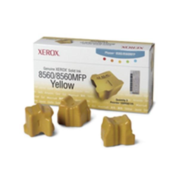 Xerox 3 108R00725 Tinta Solida original Amarillo