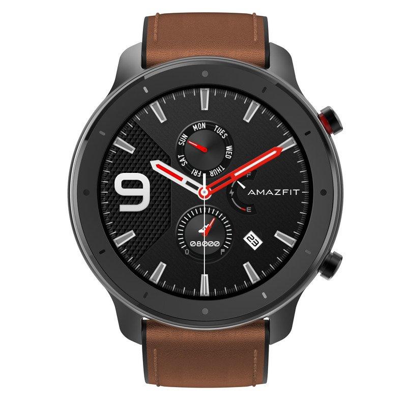 Smartwatch Xiaomi Huami AmazFit GTR Stainless Steel
