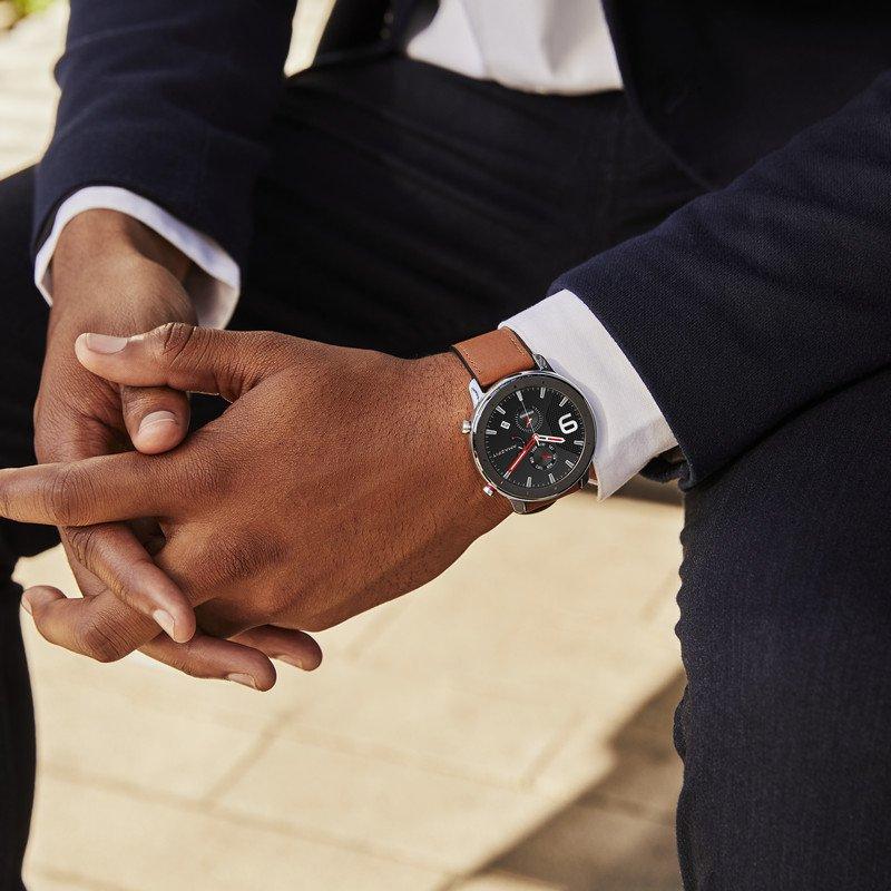 Smartwatch Xiaomi Huami AmazFit GTR 47mm Stainless Steel