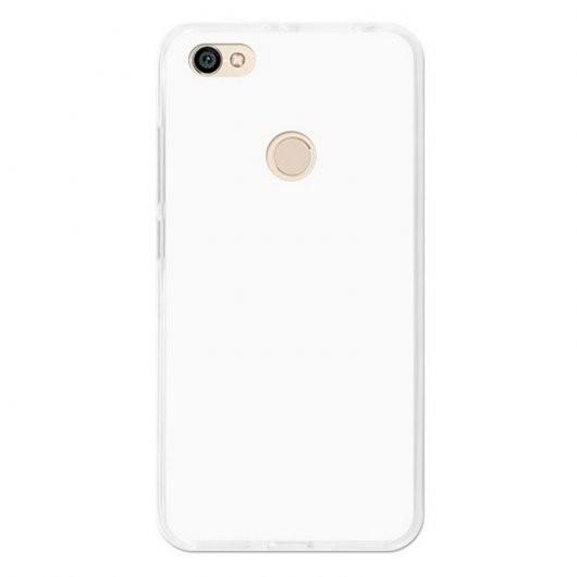 Xiaomi Redmi Note 5A Funda Silicona Transparente Mate