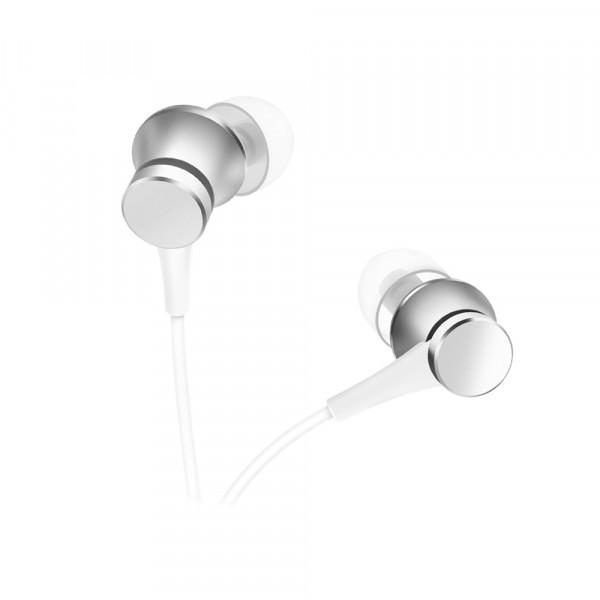 Auriculares con Micrófono Xiaomi Mi In-Ear Headphones Basic Plata