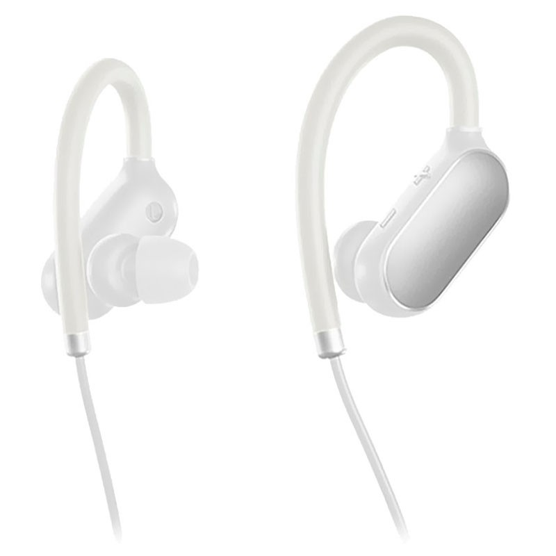 Auriculares Bluetooth Xiaomi Mi Sports Bluetooth Blanco