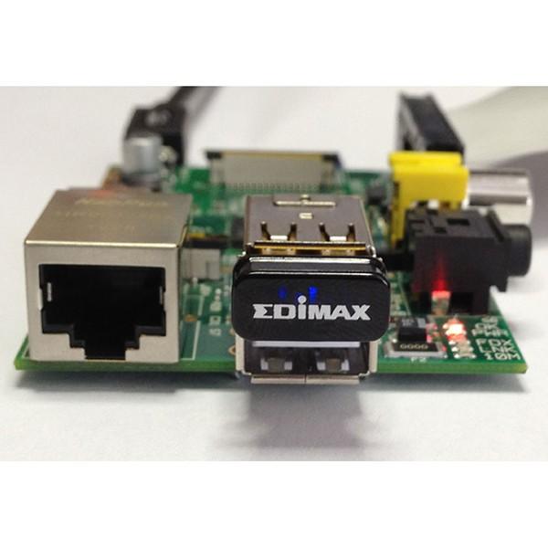 Adaptador WiFi Nano USB 150Mbps Edimax EW-7811UN