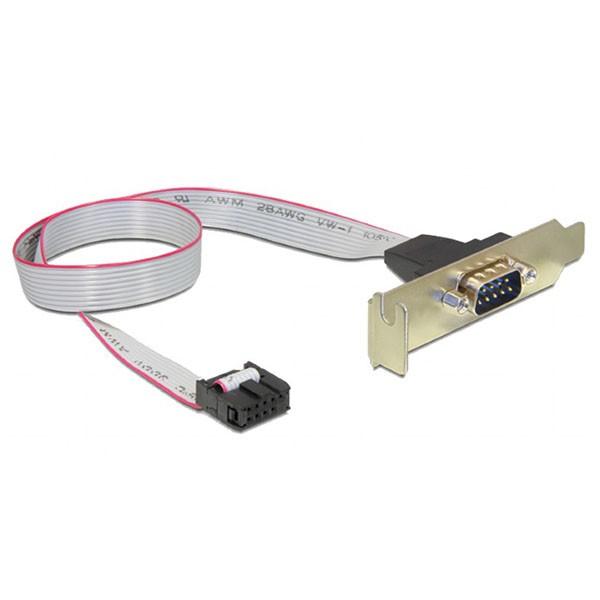 Adaptador DB9 Gembird CC-DB9ML-01 IDC 40 cm