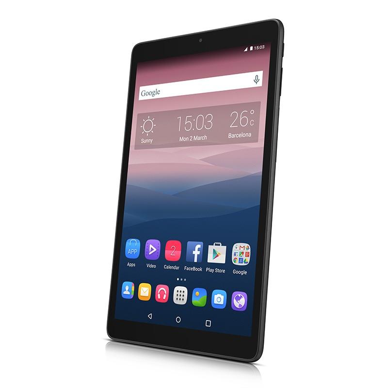 Tablet 10.1` alcatel pixi 3 (10) volcano qc 1gb 8gb negra